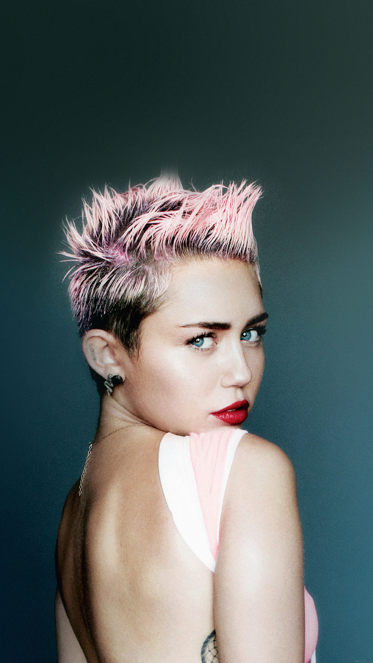 Iphone 6 Plus - Miley Cyrus , HD Wallpaper & Backgrounds