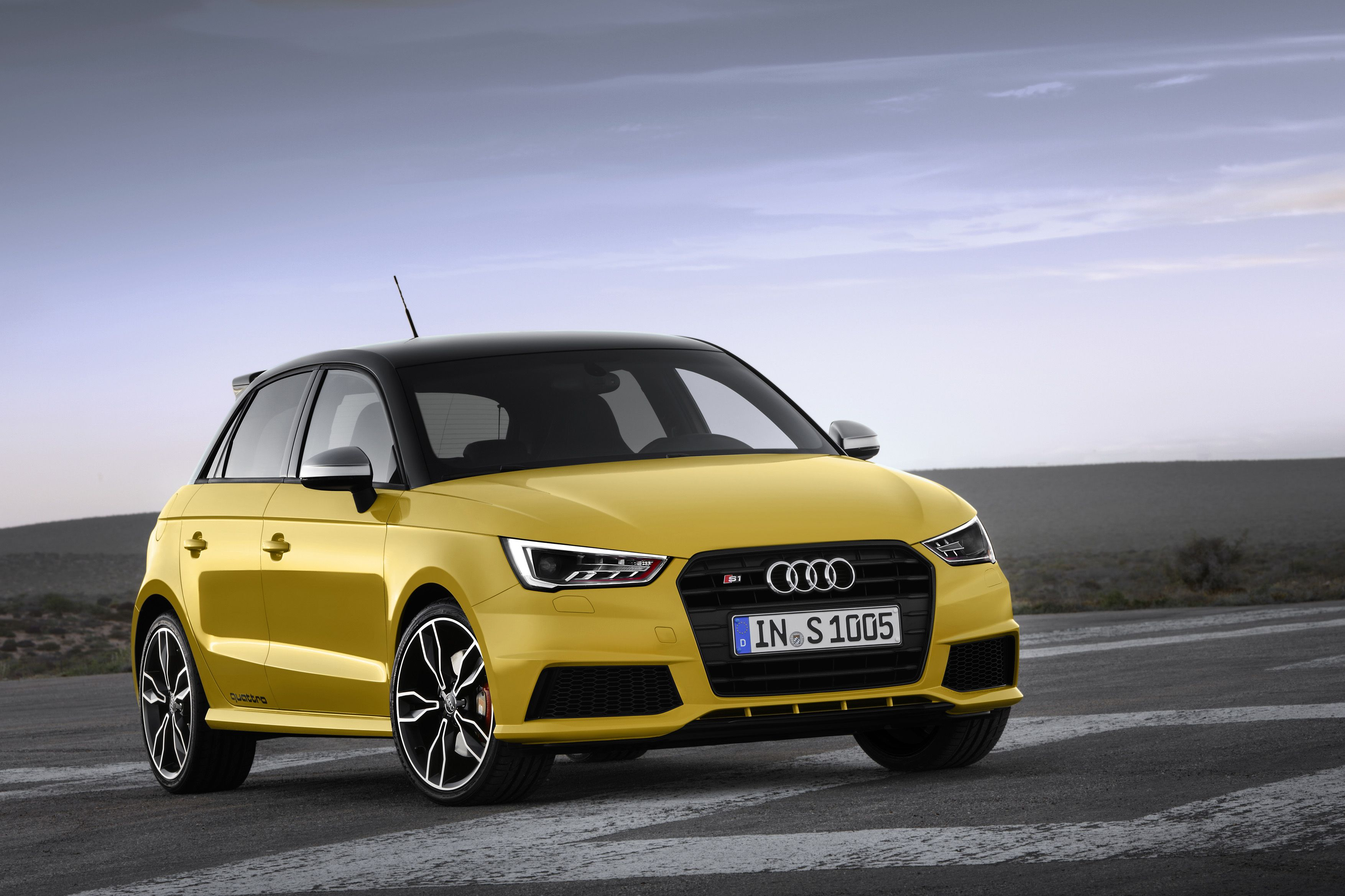 Audi S1 Sportback - Audi S1 Quattro 2019 , HD Wallpaper & Backgrounds