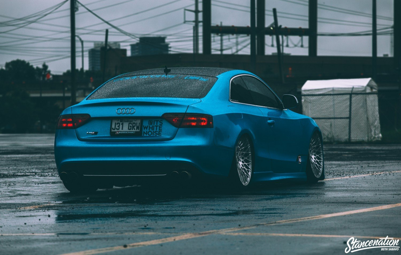 Car, Luxury Cars, Audi, Audi A4, Stancenation Wallpapers - El Speaker Put Your Love Azide Remix , HD Wallpaper & Backgrounds