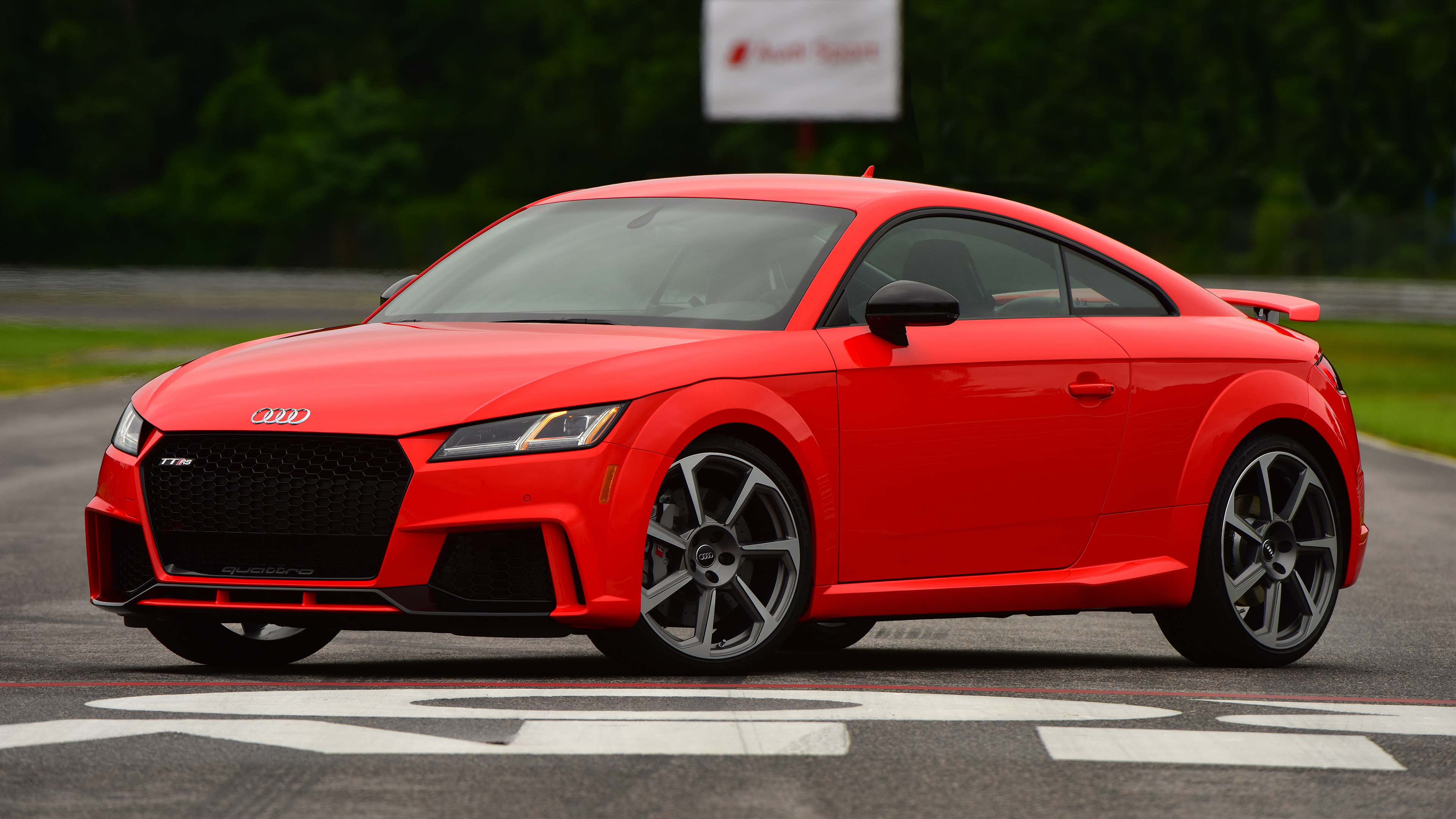 Audi Tt Car 2 Ultra Hd Desktop Background Wallpaper For 4k