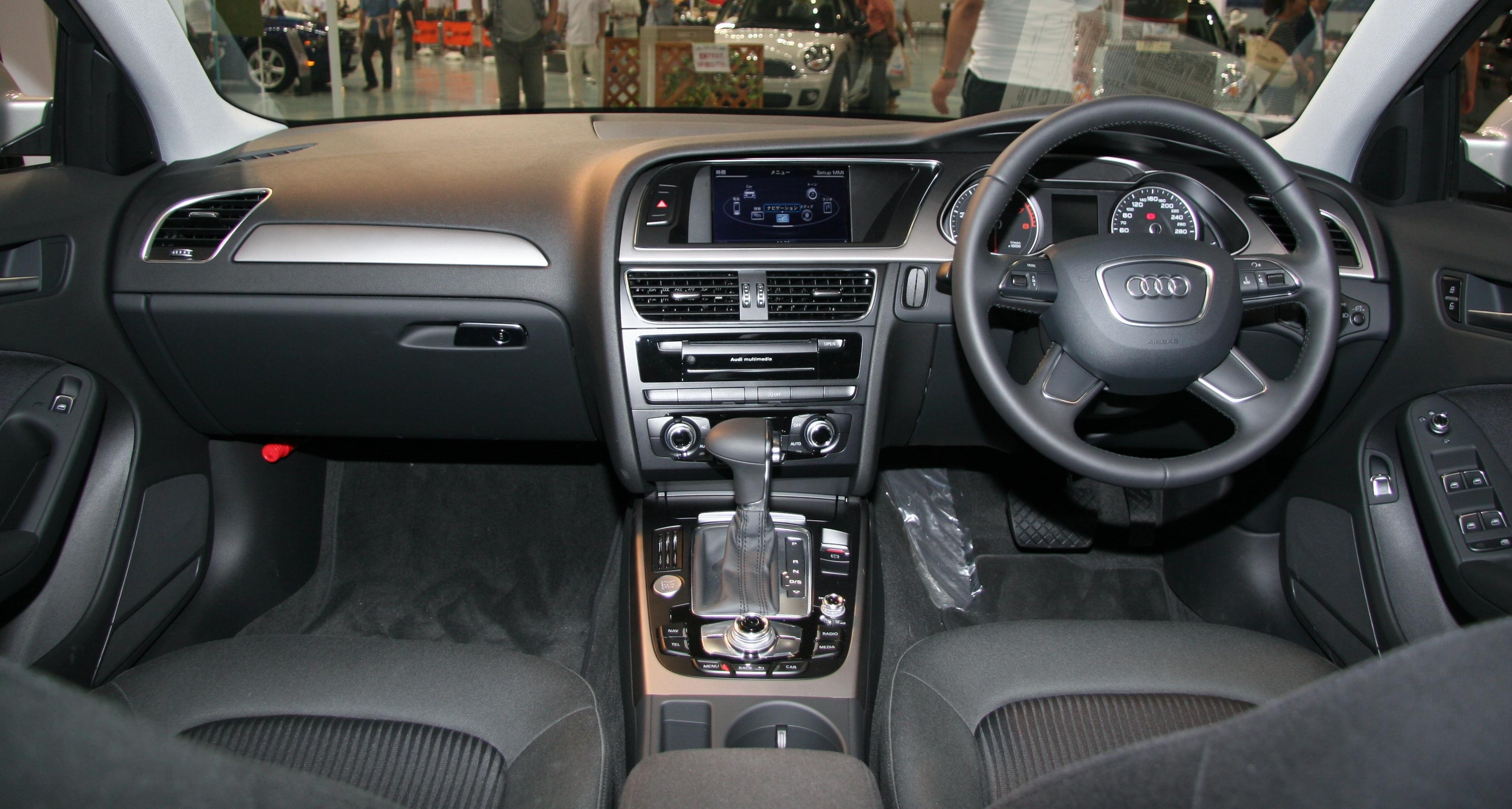2012 Audi A4 B8 Interior Audi A4 B8 Interior 2174455