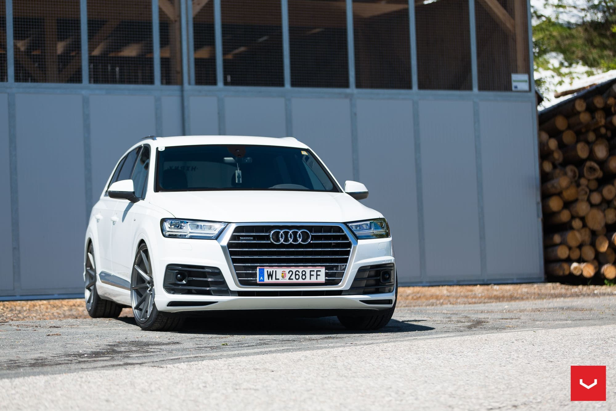 Velgen Audi Q7 2017 2177218 Hd Wallpaper Backgrounds