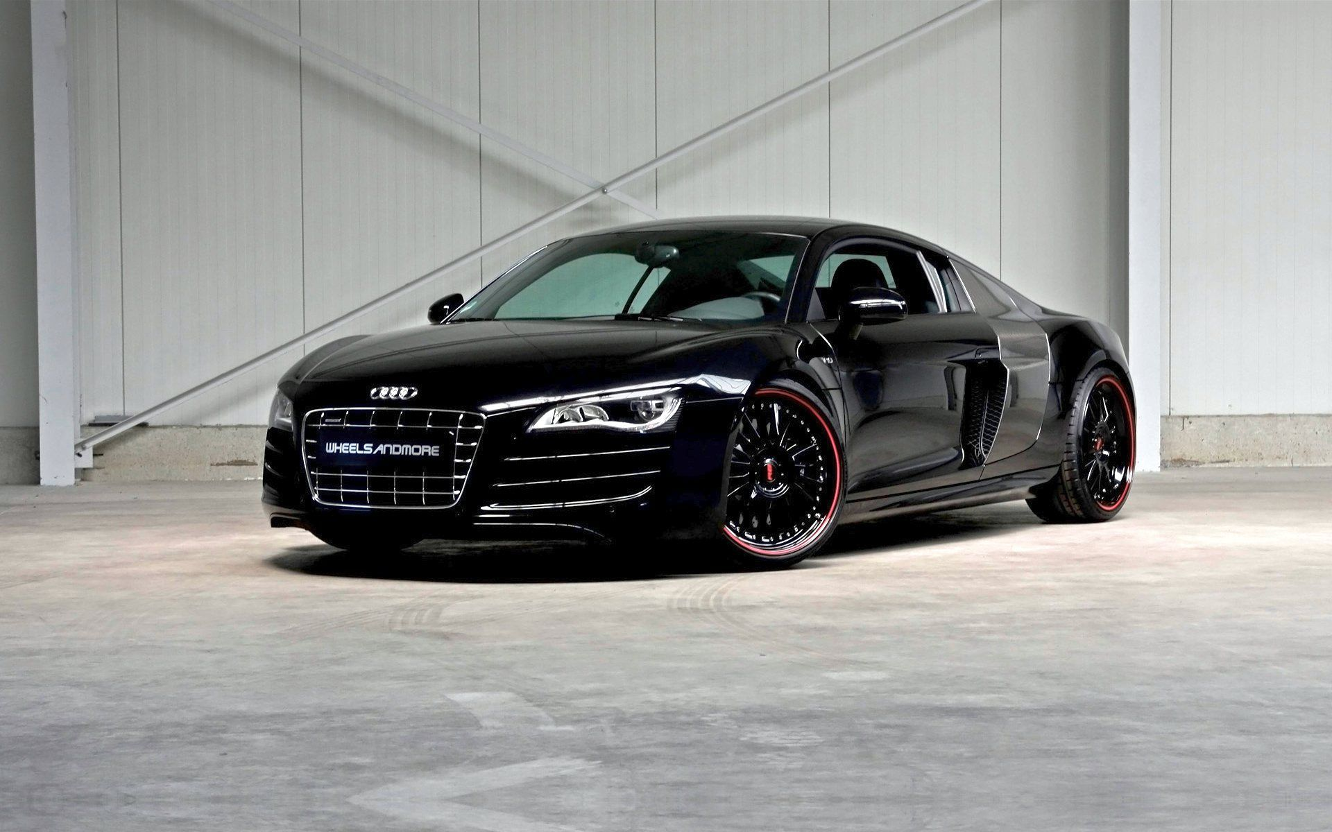 Dark Black Sporty Audi R8 Wallpaper Resolution Audi R8 2015 Black 2177435 Hd Wallpaper Backgrounds Download