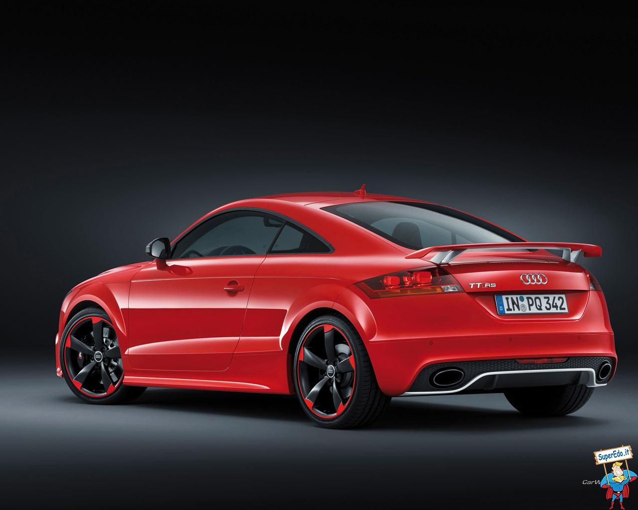 Wallpapers Luxury Car Audi Tt Rs Wallpapers New Audi