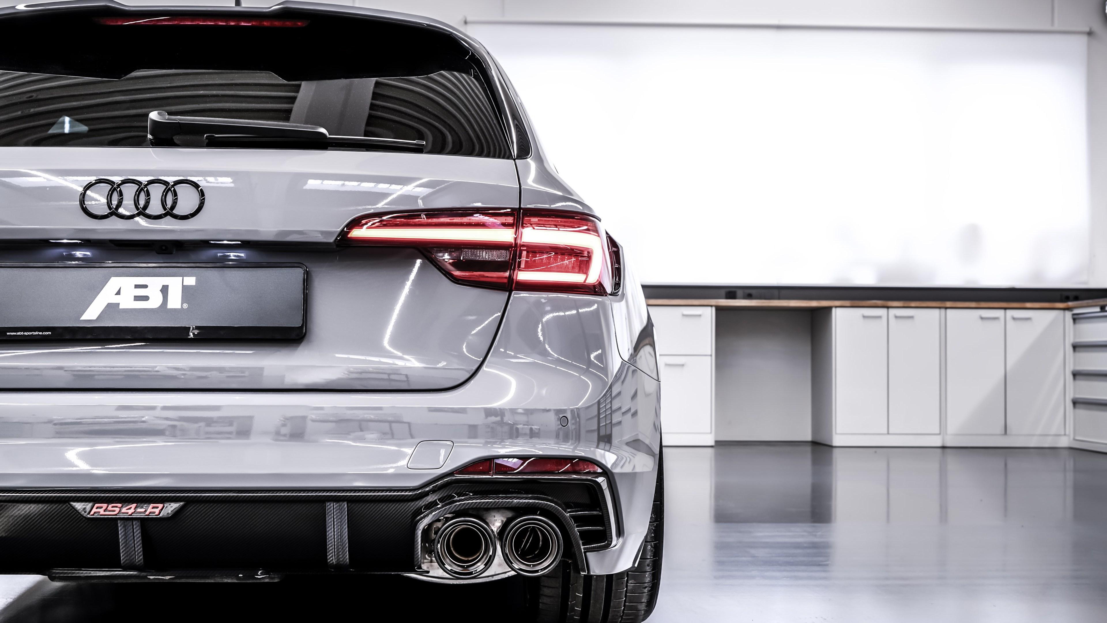 2018 Abt Audi Rs4 R Avant 4k 2 Wallpaper Hd Car Wallpapers
