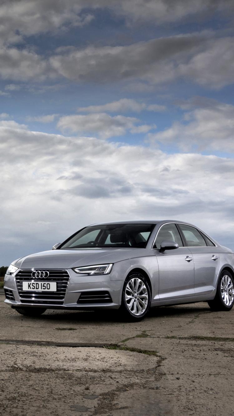 Vehicles / Audi A4 Mobile Wallpaper - 2018 Audi A4 Black Edition , HD Wallpaper & Backgrounds