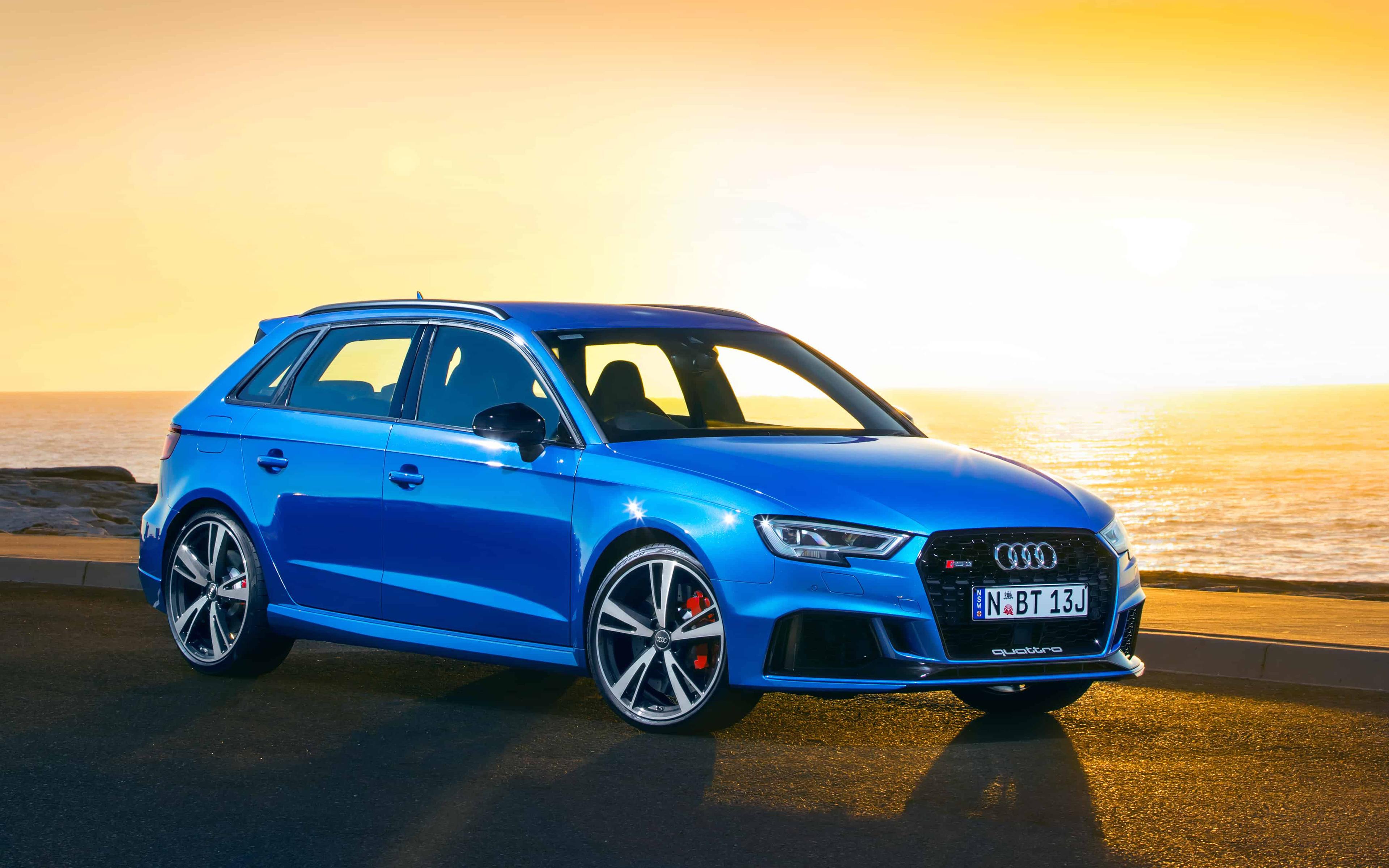 4k Audi Rs3 Sportback 2017 Cars Tuning Blue Rs3 Audi Rs3 Sportback 2179151 Hd Wallpaper Backgrounds Download