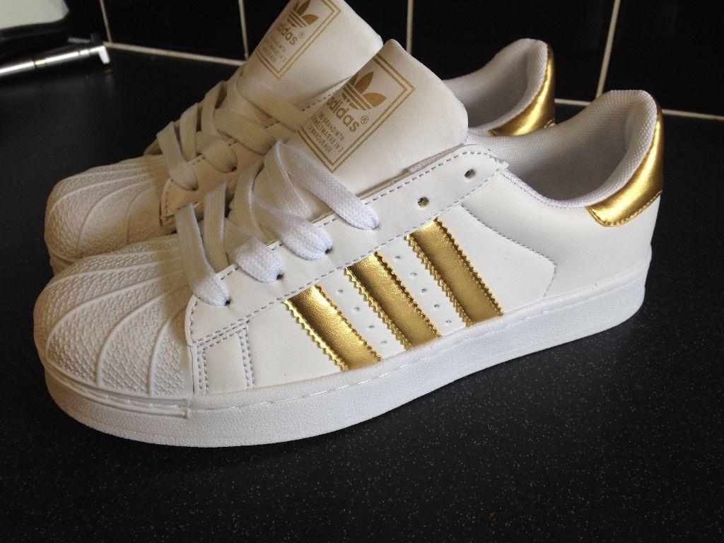 adidas originals rose gold stripes