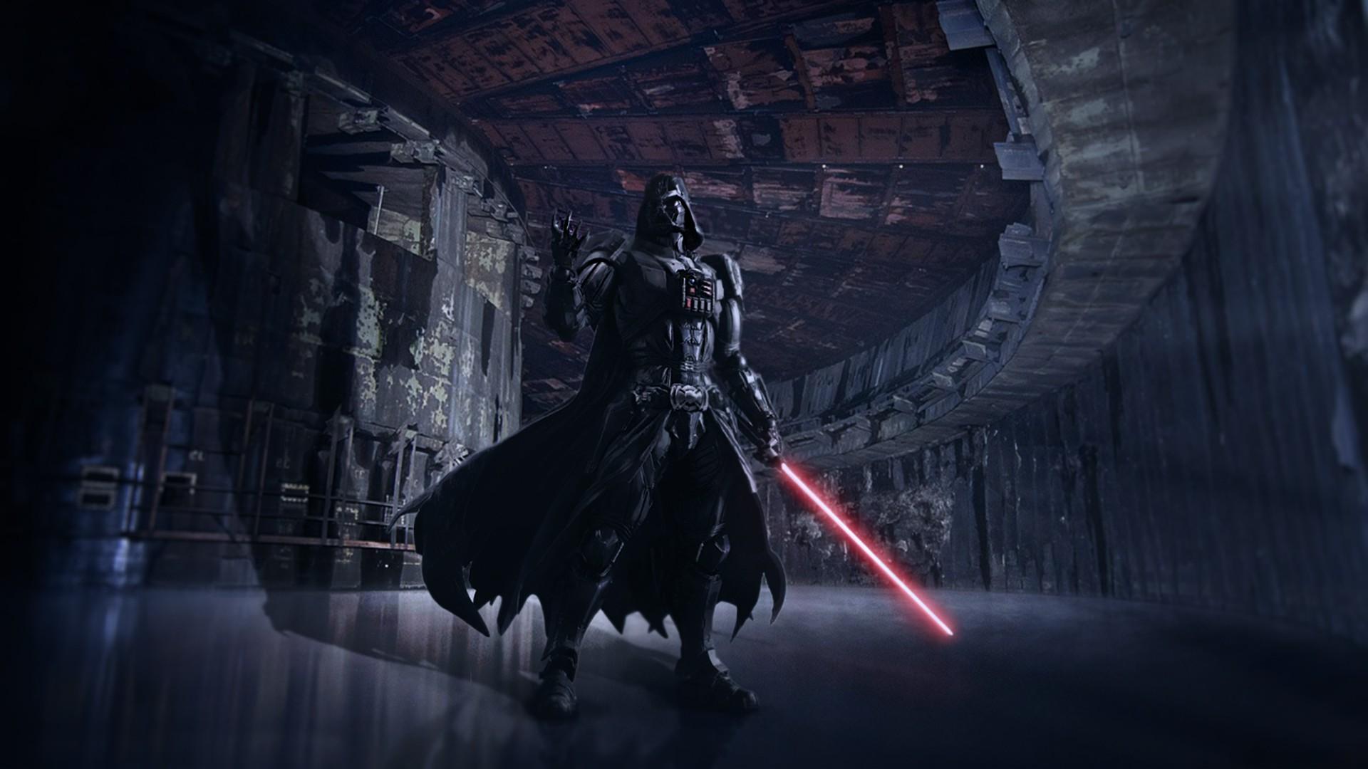 Darth Vader Star Wars Adobe Photoshop Wallpapers Star