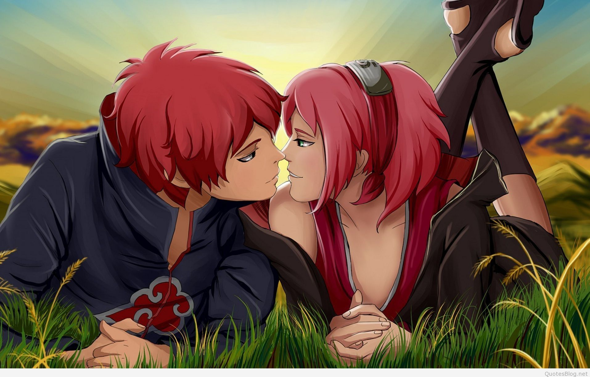 Love Animated Couple Wallpapers New Hd Love Animated - Cute Anime Couple , HD Wallpaper & Backgrounds