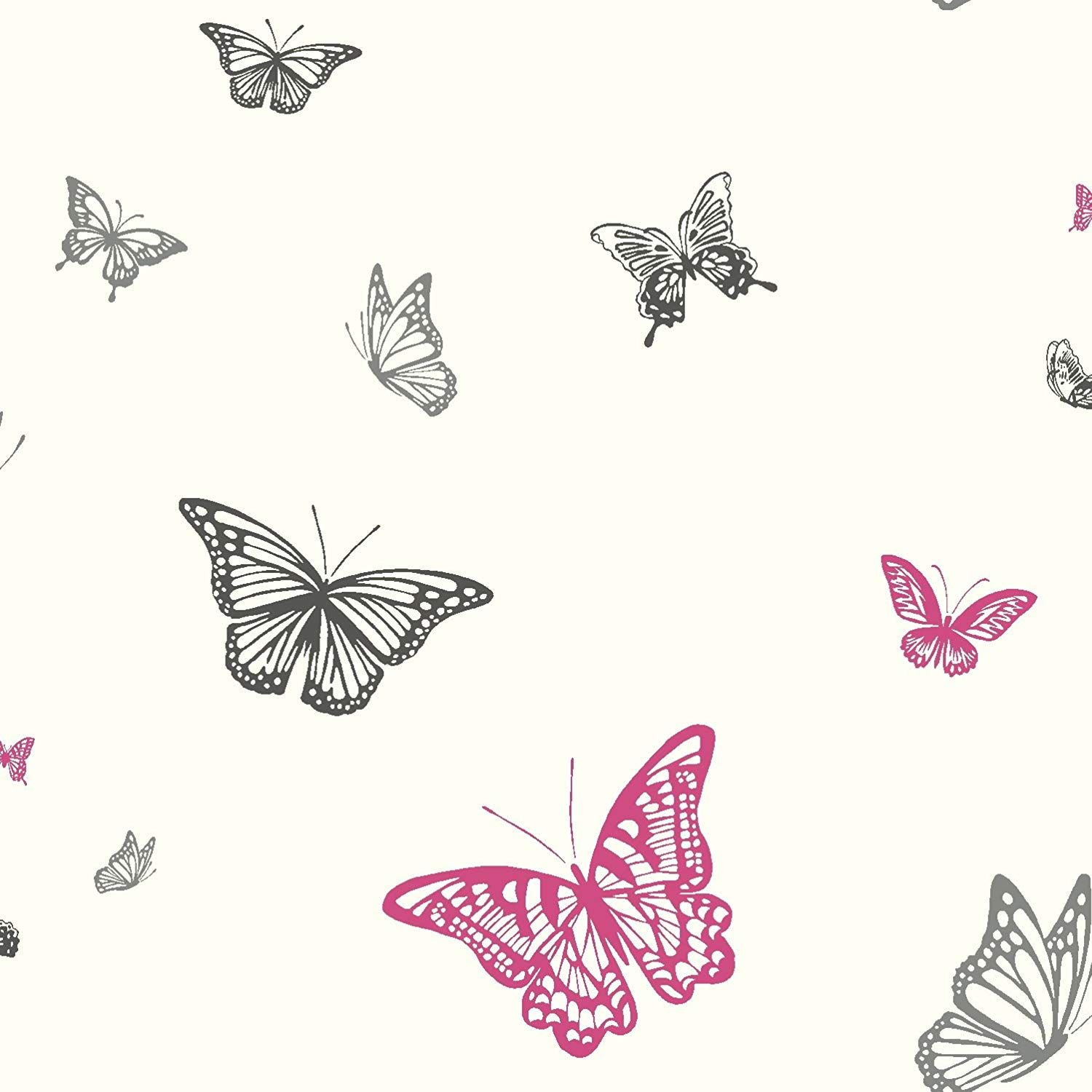New Luxury Holden Flutterby Childrens Kids Bedroom - Butterfly Kids , HD Wallpaper & Backgrounds