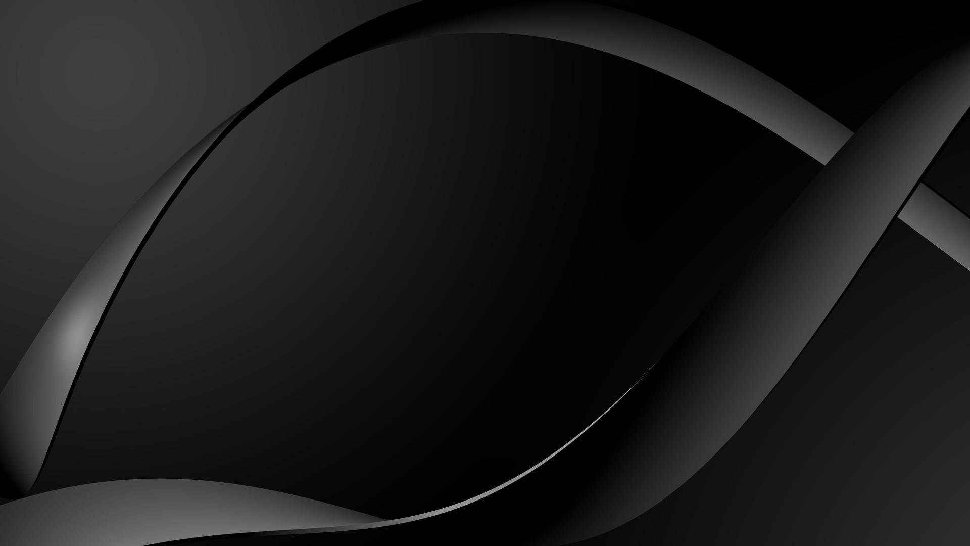 Black Waves Black Wallpaper Hd Abstract 2186292 Hd