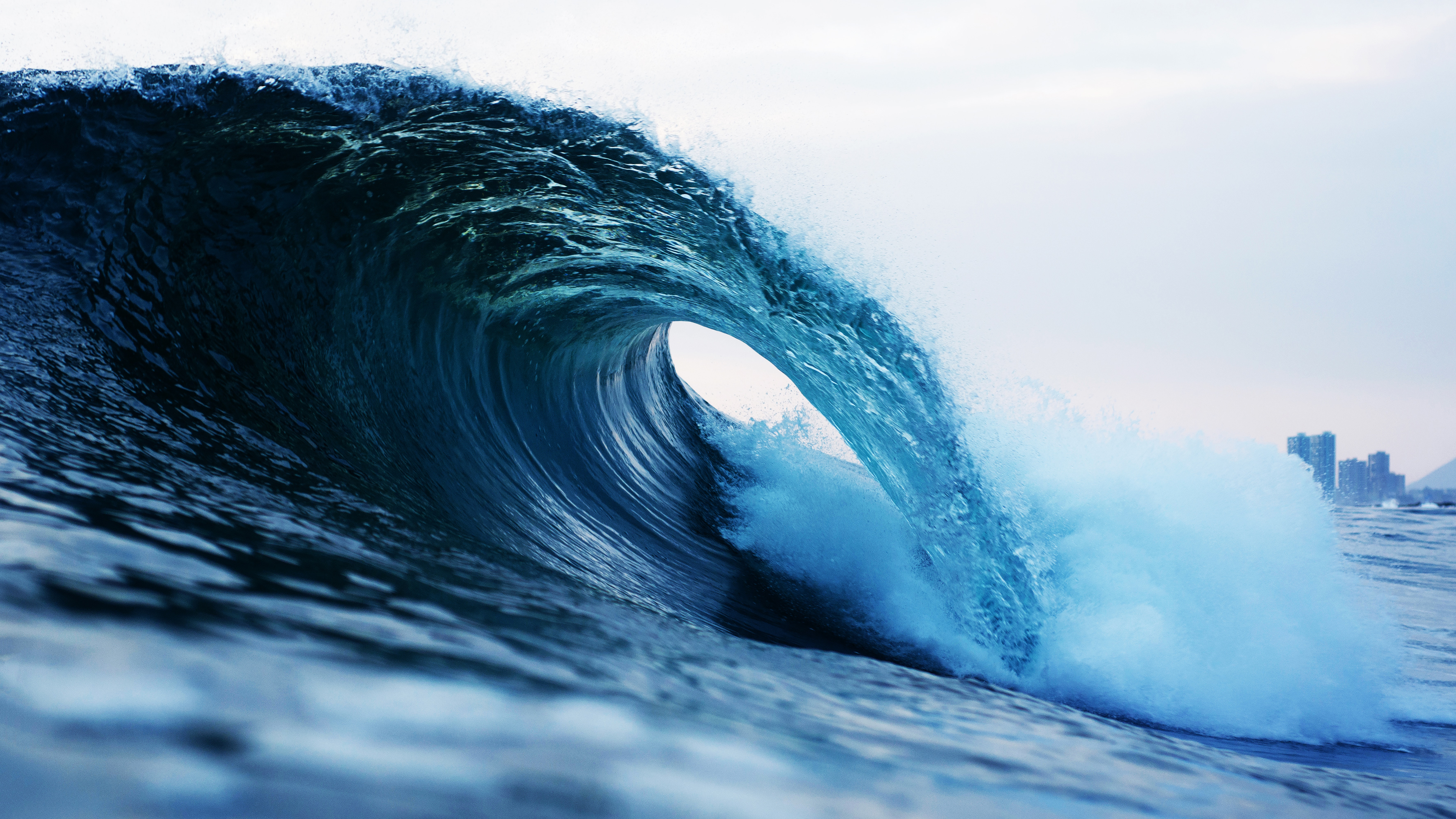 Water Wave Waves Photography 2186547 Hd Wallpaper