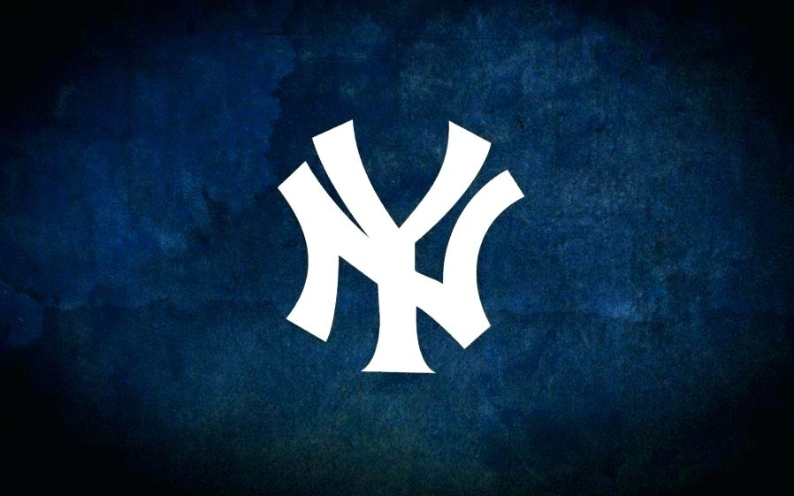 Wallpaper New Computer Screen Desktop Of Free York - Logos And Uniforms Of The New York Yankees , HD Wallpaper & Backgrounds