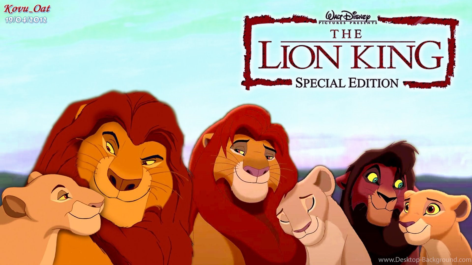Popular - Lion King 1 And 2 , HD Wallpaper & Backgrounds