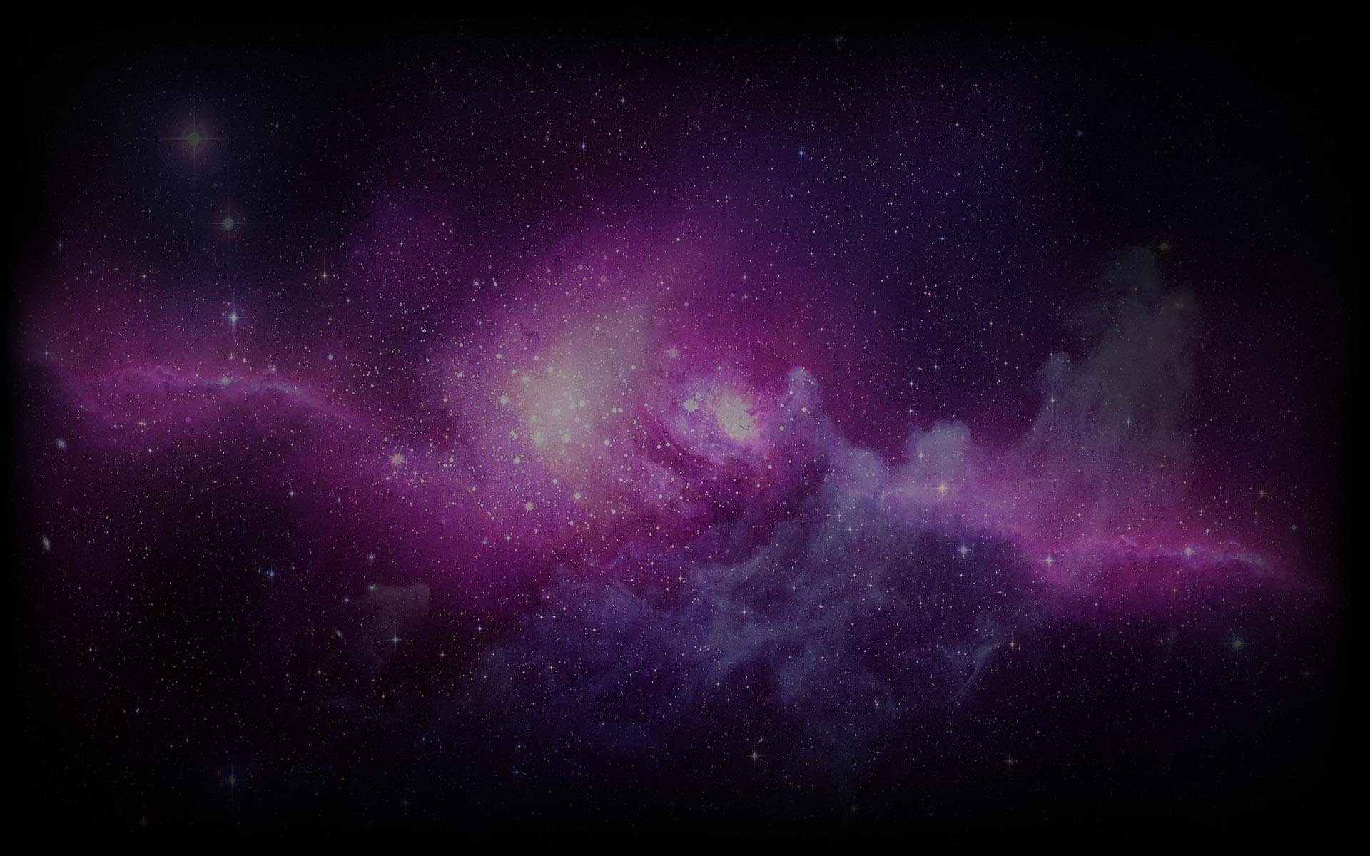 Mbc Purple Nebula - Purple Space Steam Background , HD Wallpaper & Backgrounds