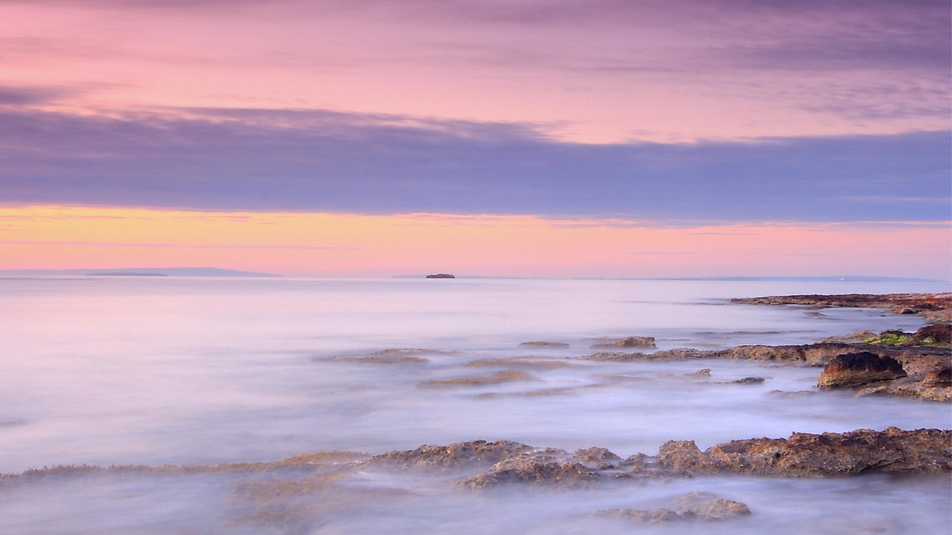 219 2194163 pink ocean desktop background
