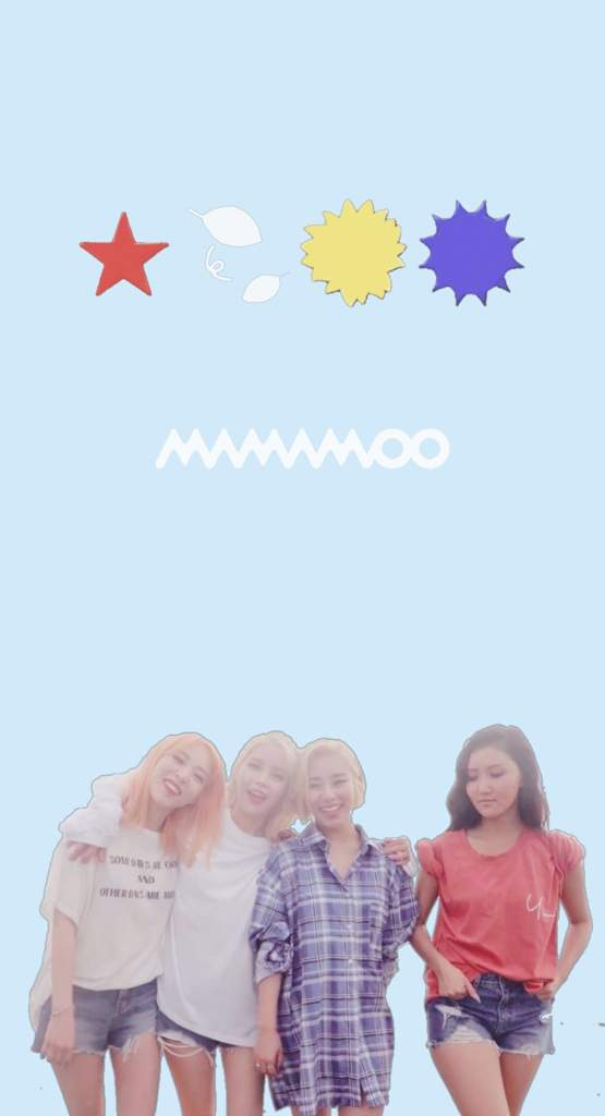 Star Wind Flower Sun Wallpaper - Mamamoo Star Wind Flower Sun , HD Wallpaper & Backgrounds