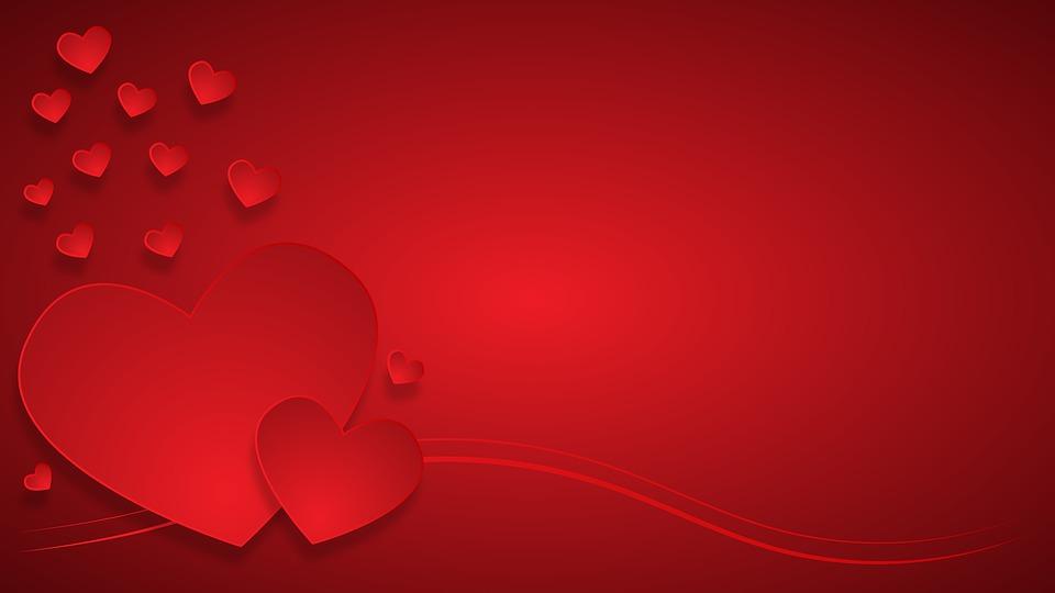 Frame Heart Wallpaper Background Love Heart Background Love