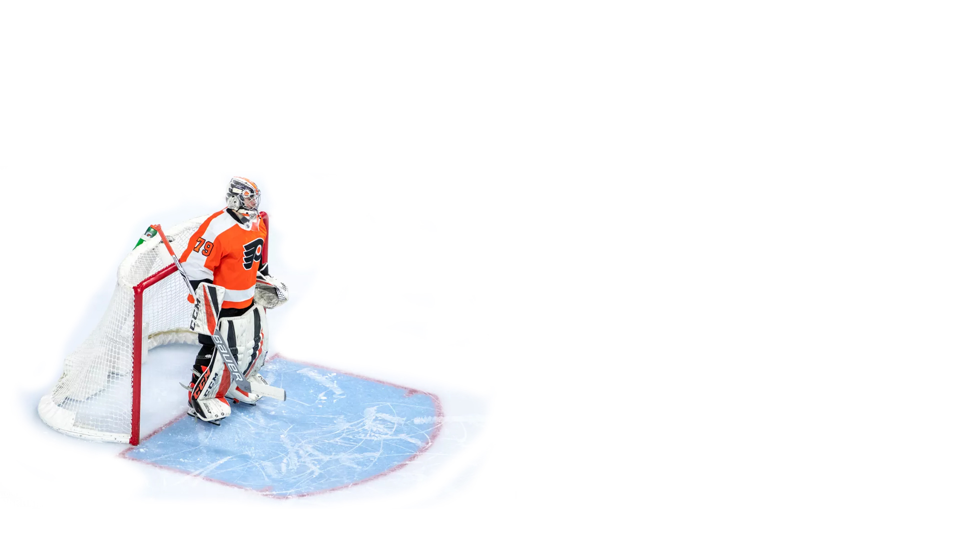 Noticed The Lack Of Carter Hart Wallpapers - College Ice Hockey , HD Wallpaper & Backgrounds