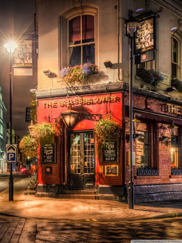 Brewer Pub London 4k Hd Desktop Wallpaper For 4k Ultra
