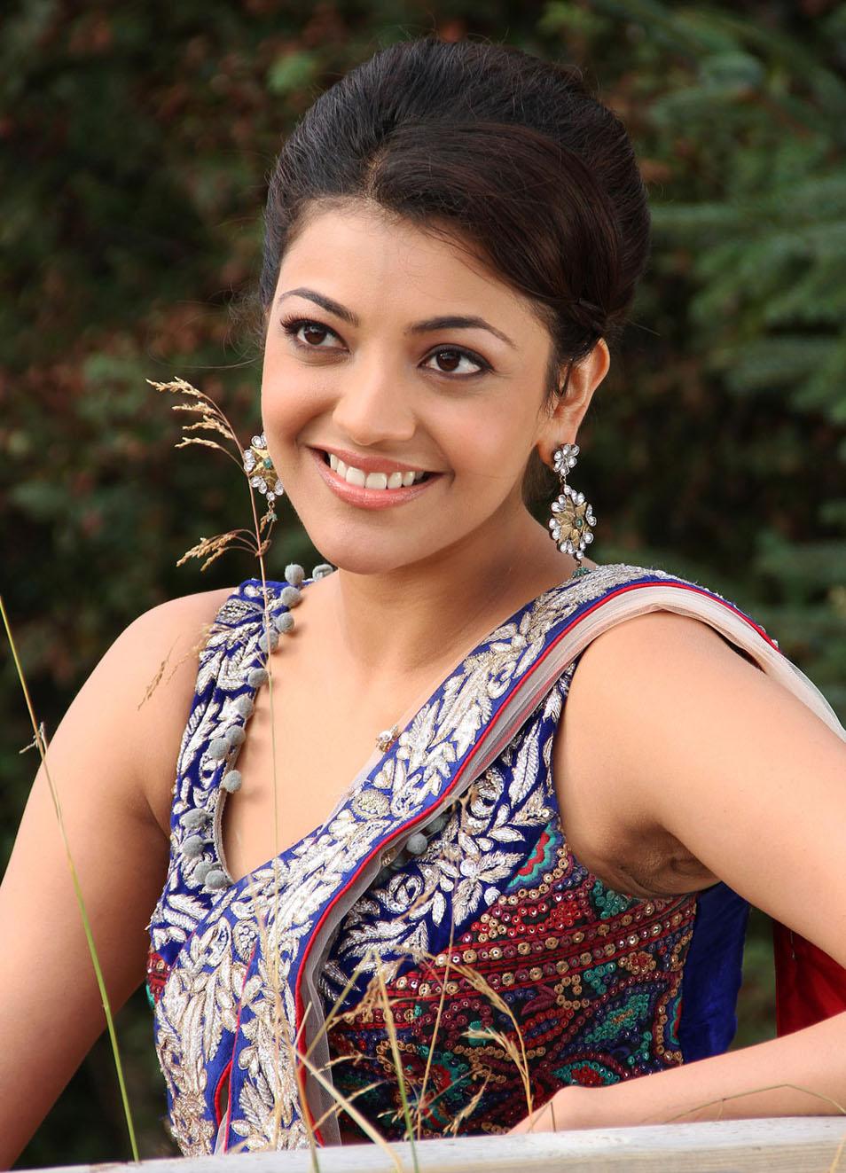 Kajal Agarwal Live Wallpaper - Tamil Actress Kajal Agarwal , HD Wallpaper & Backgrounds