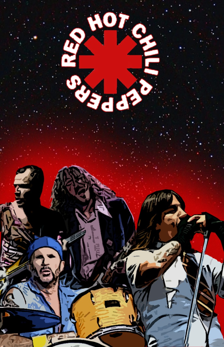 Red Hot 1920×1080 Red Hot Chili Peppers - Red Hot Chili Peppers Wallpaper Android , HD Wallpaper & Backgrounds
