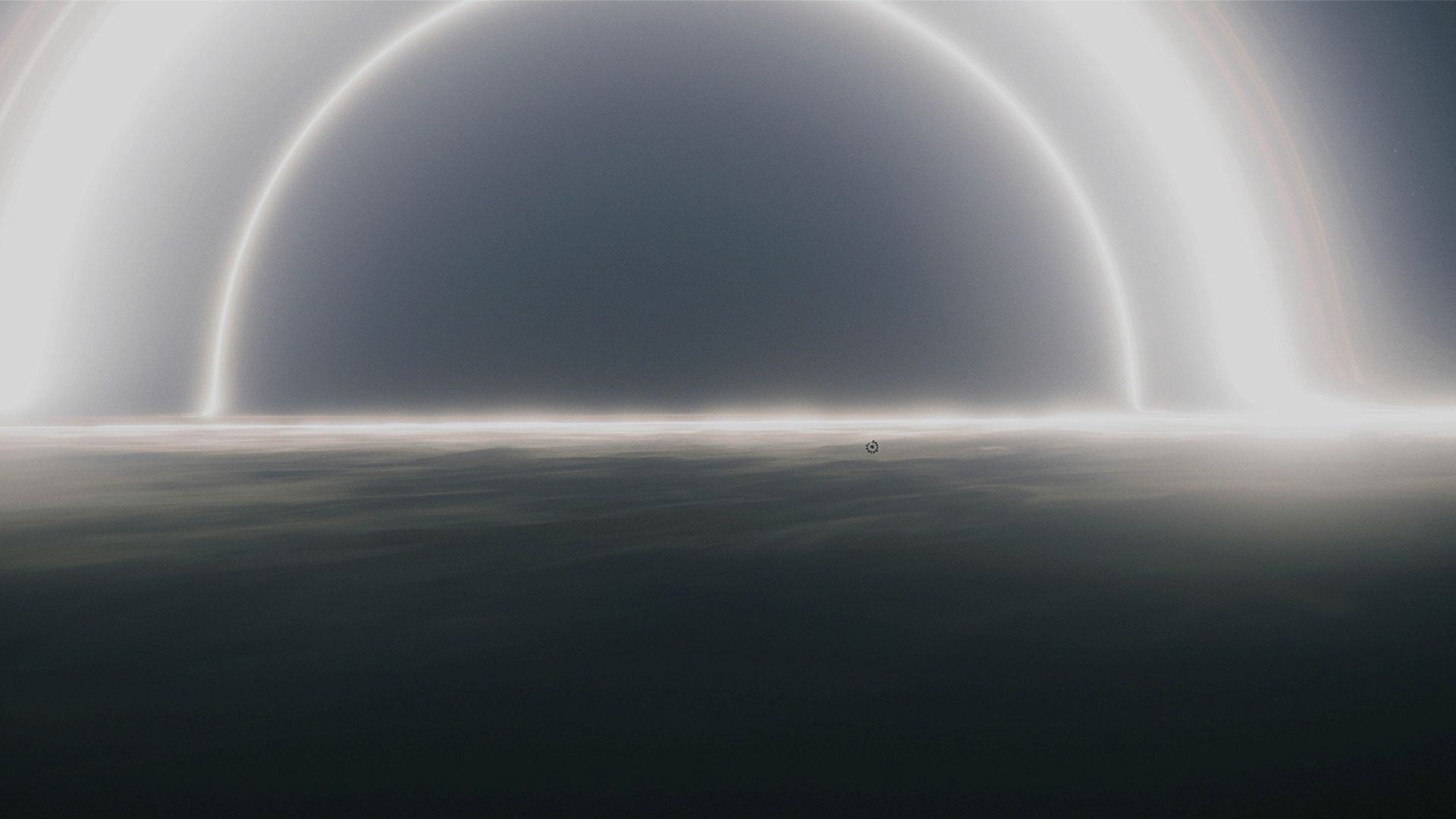 New Interstellar Wallpaper [1920x1080] - Interstellar Black Hole , HD Wallpaper & Backgrounds