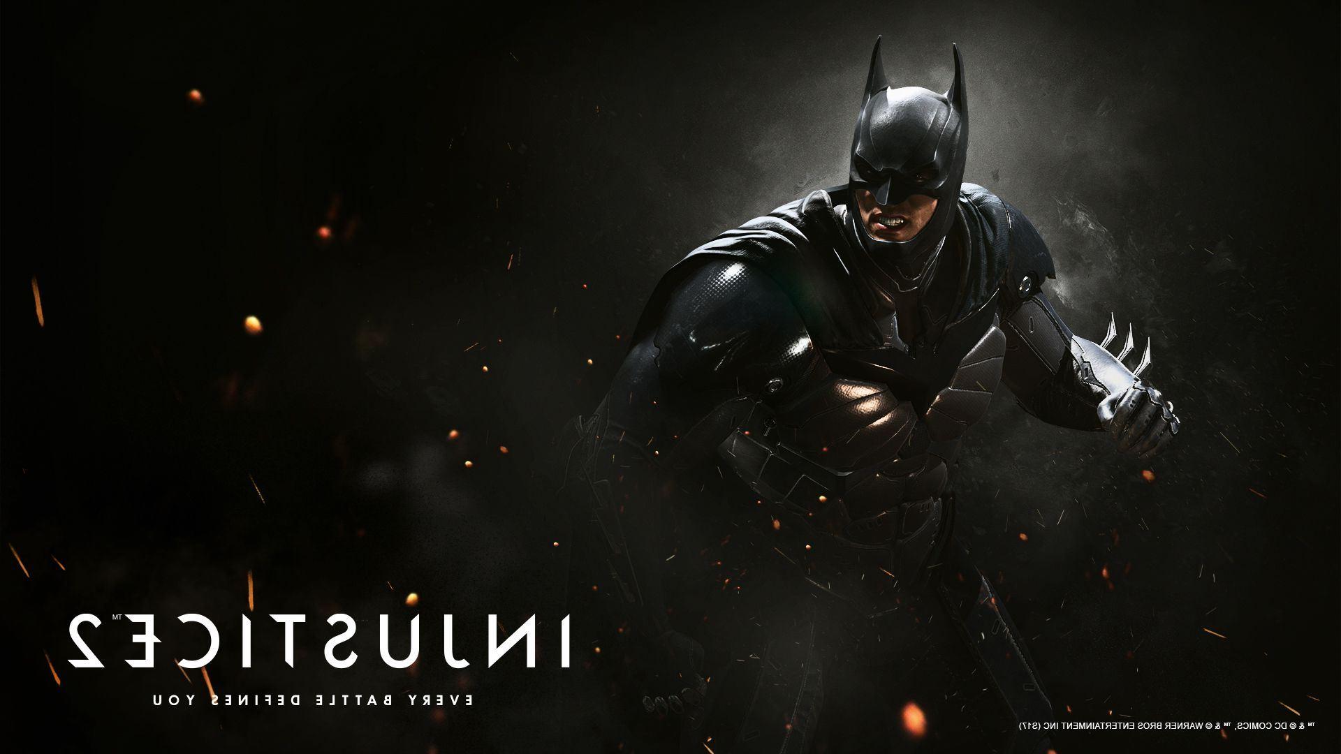 Injustice 2 Batman Wallpaper Batman Injustice 2 Wallpaper Hd