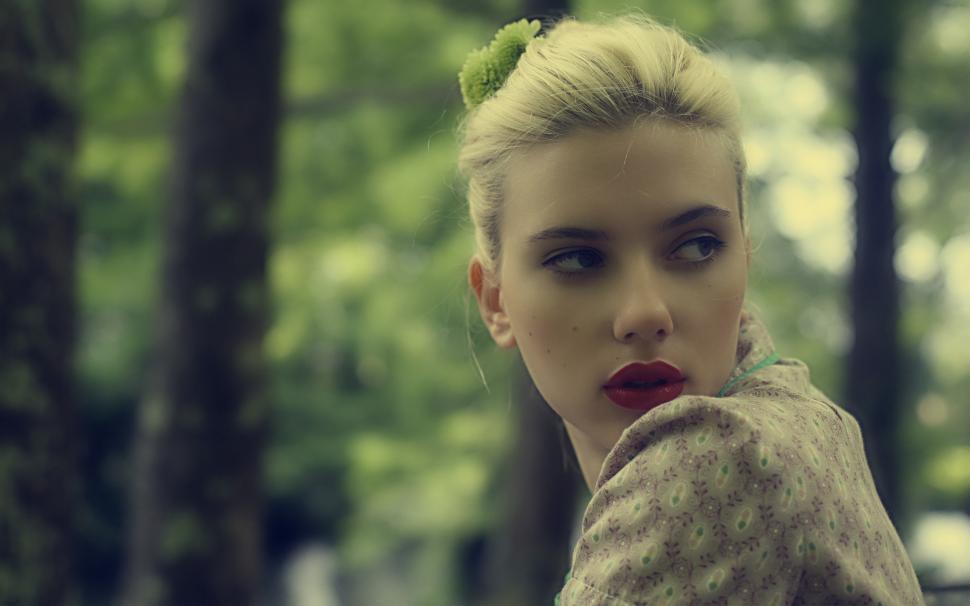 Beautiful Girl Pictures Hd Wallpaper - Scarlett Johansson Mobile Wallpaper Hd , HD Wallpaper & Backgrounds