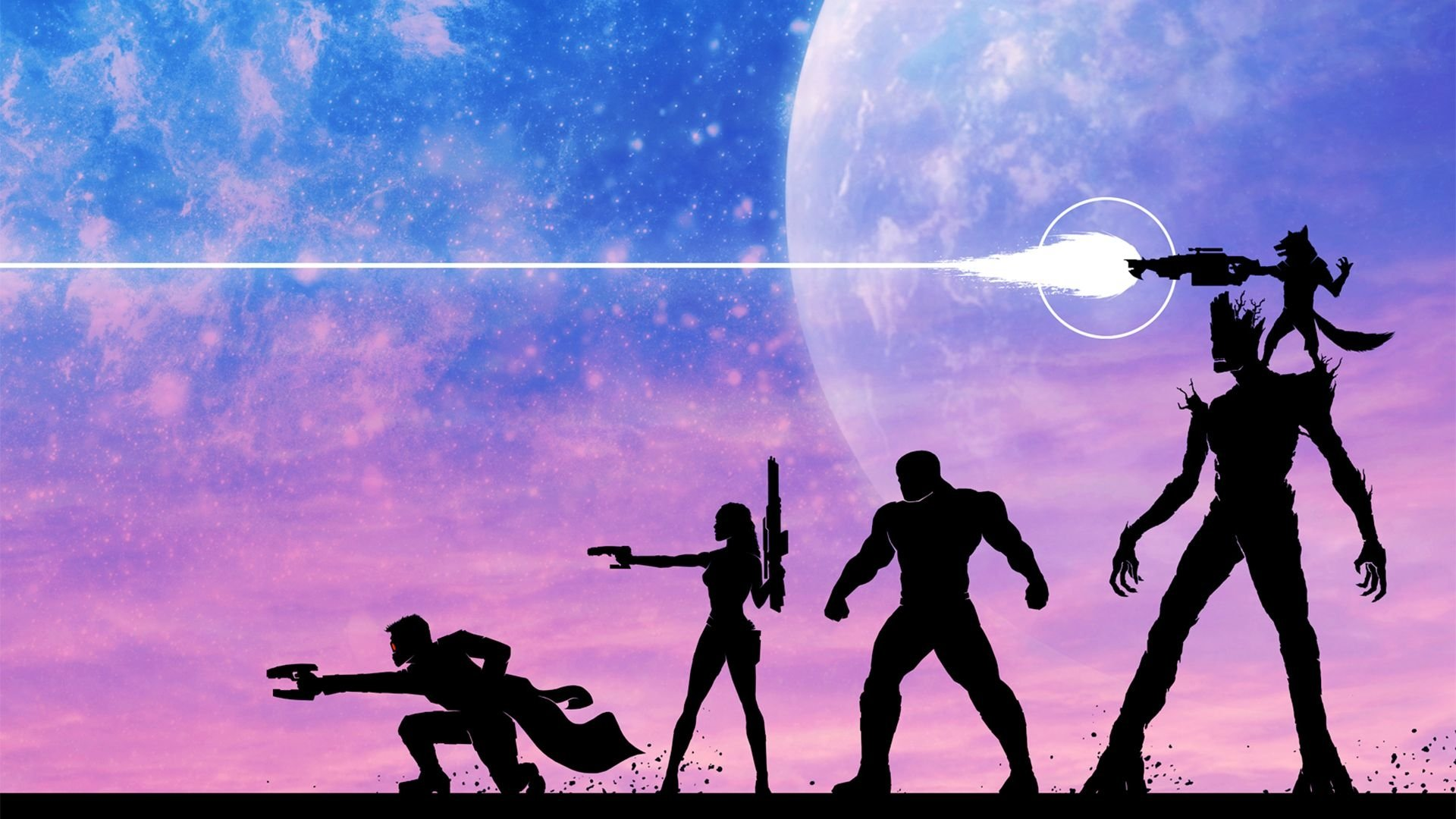 Wallpapers Id - - Guardians Of The Galaxy , HD Wallpaper & Backgrounds