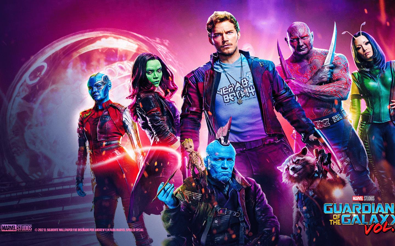 Guardianes De La Galaxia Vol 2 , HD Wallpaper & Backgrounds