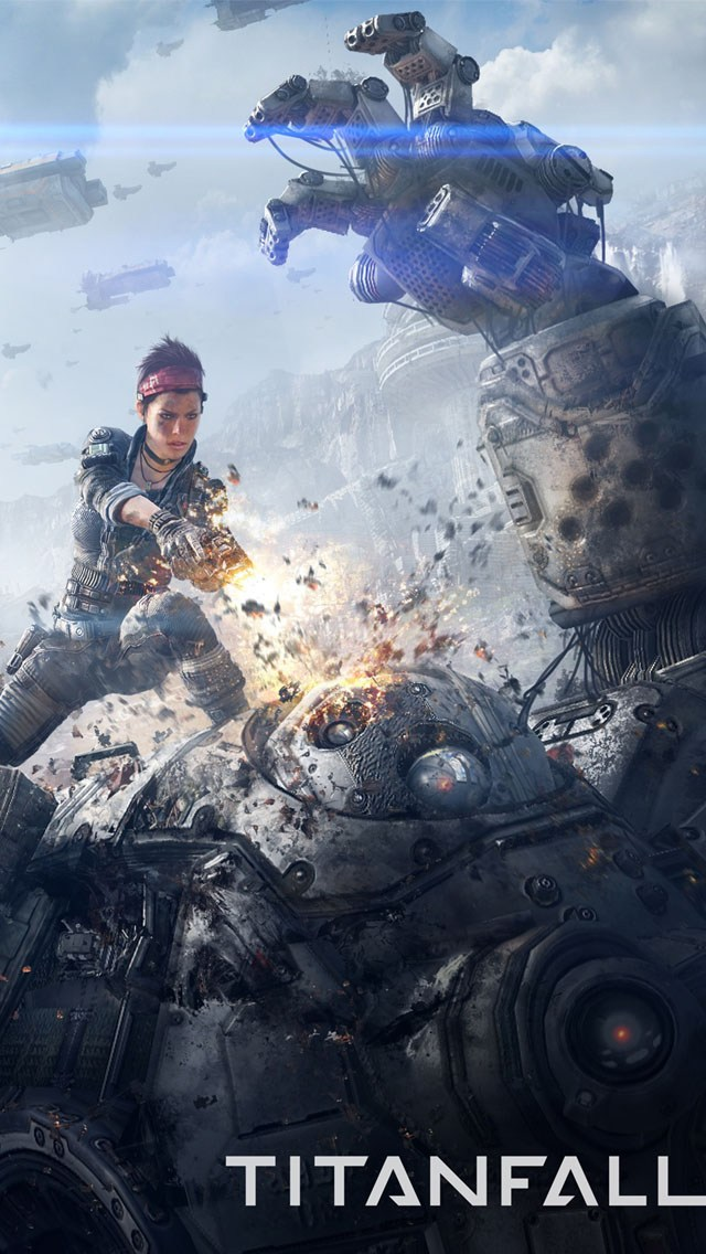Download Titanfall Wallpaper Iphone Gallery - Respawn ...