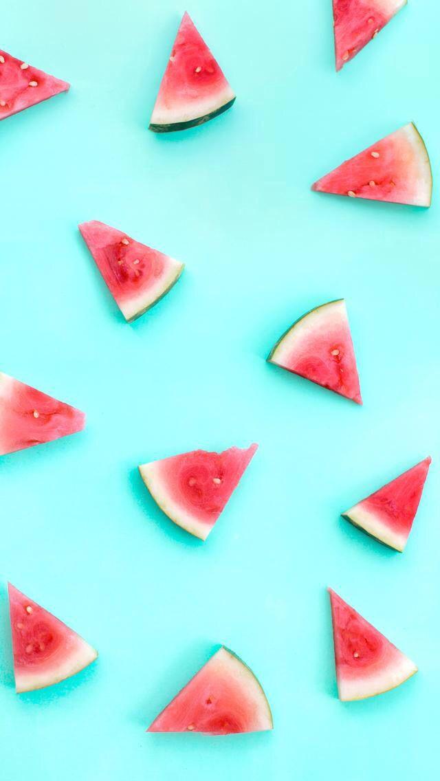 Food Iphone Wallpaper Ideas - Watermelon Wallpaper Hd Iphone , HD Wallpaper & Backgrounds