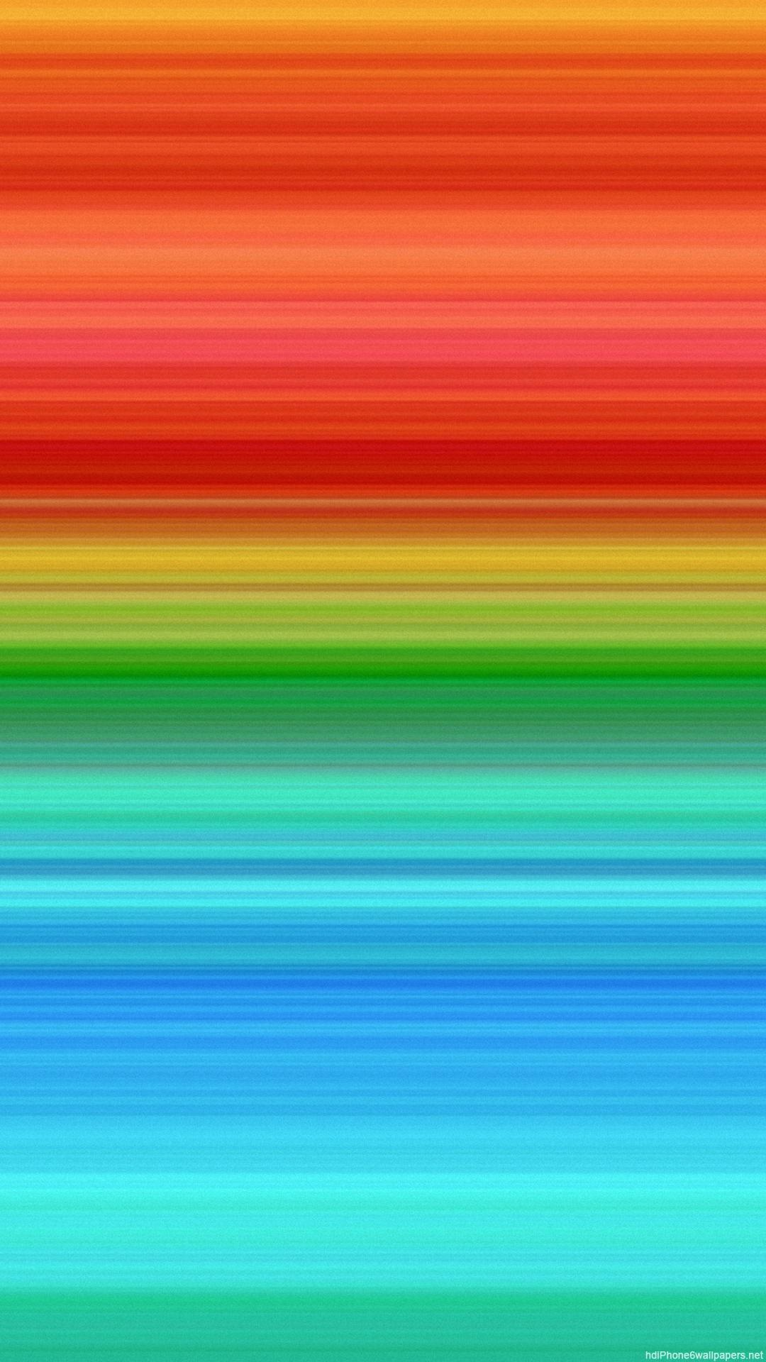 Rainbow Color Iphone 6 Wallpapers Hd And 1080p 6 Plus - Rainbow Background For Ipad , HD Wallpaper & Backgrounds