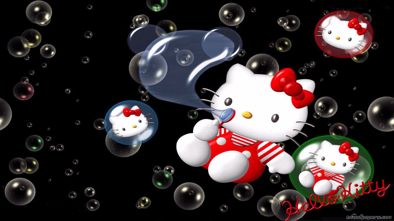 Hello Kitty Wallpapers Hello Kitty Desktop HD