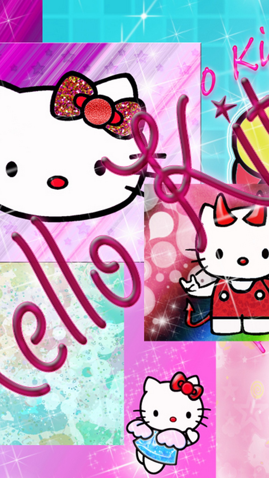 Start Download Hello Kitty HD Wallpaper
