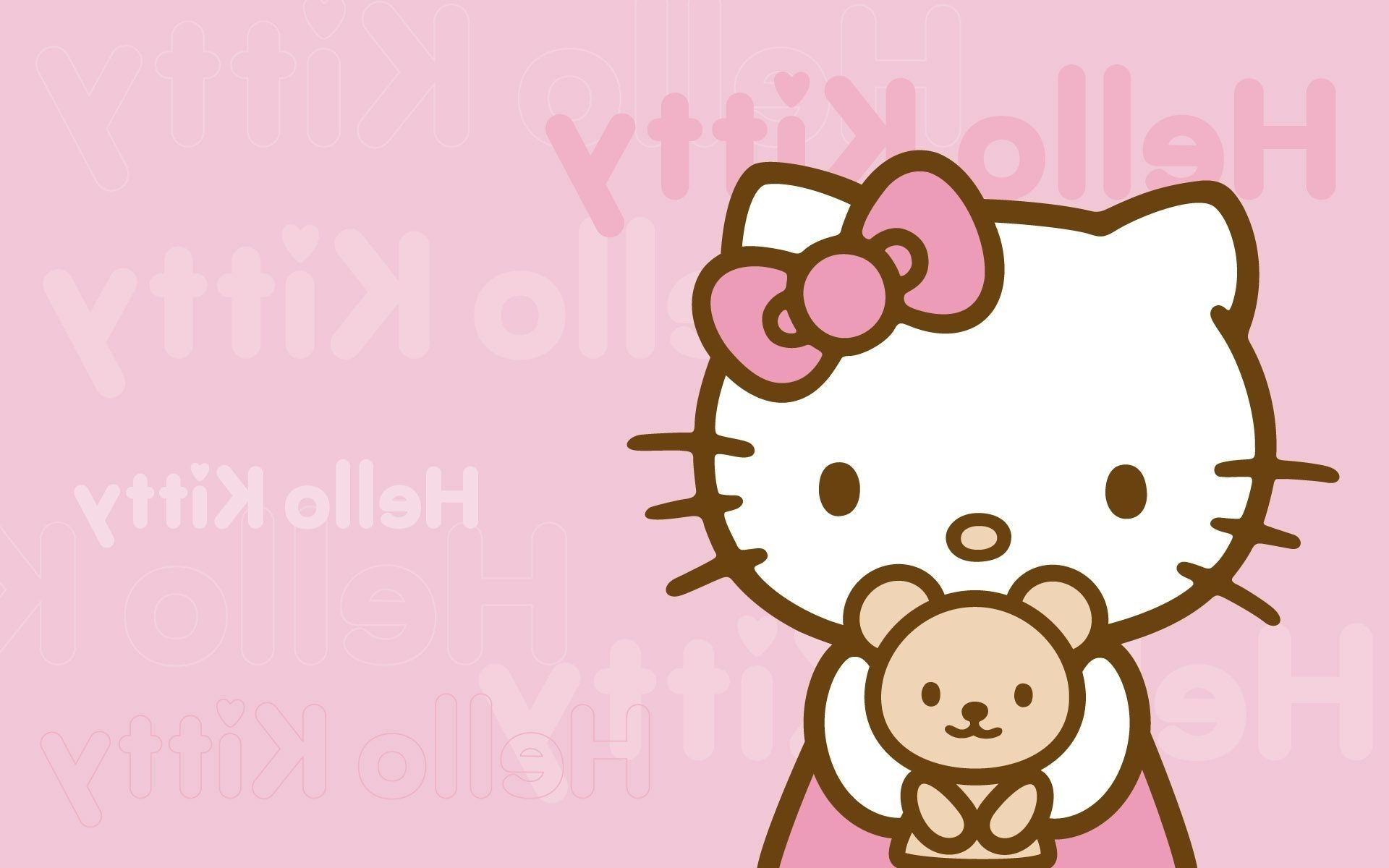 Hello Kitty Wallpaper Desktop Background Hello Kitty