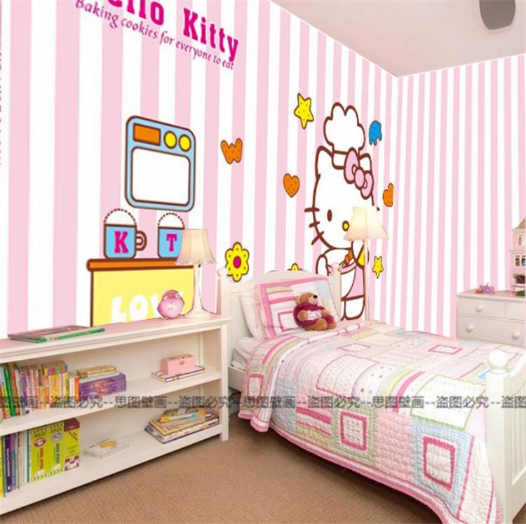 30++ Gambar Wallpaper Dinding Kamar Hello Kitty - Richi ...