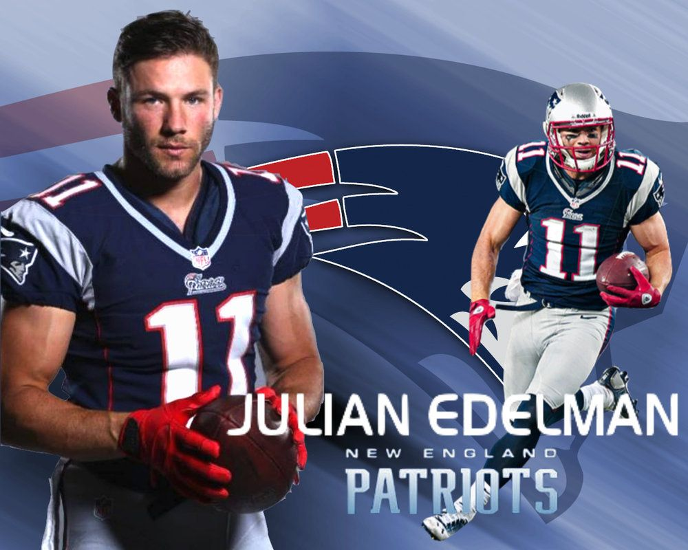 Julian Edelman New England Patriots Wallpaper By Patriots