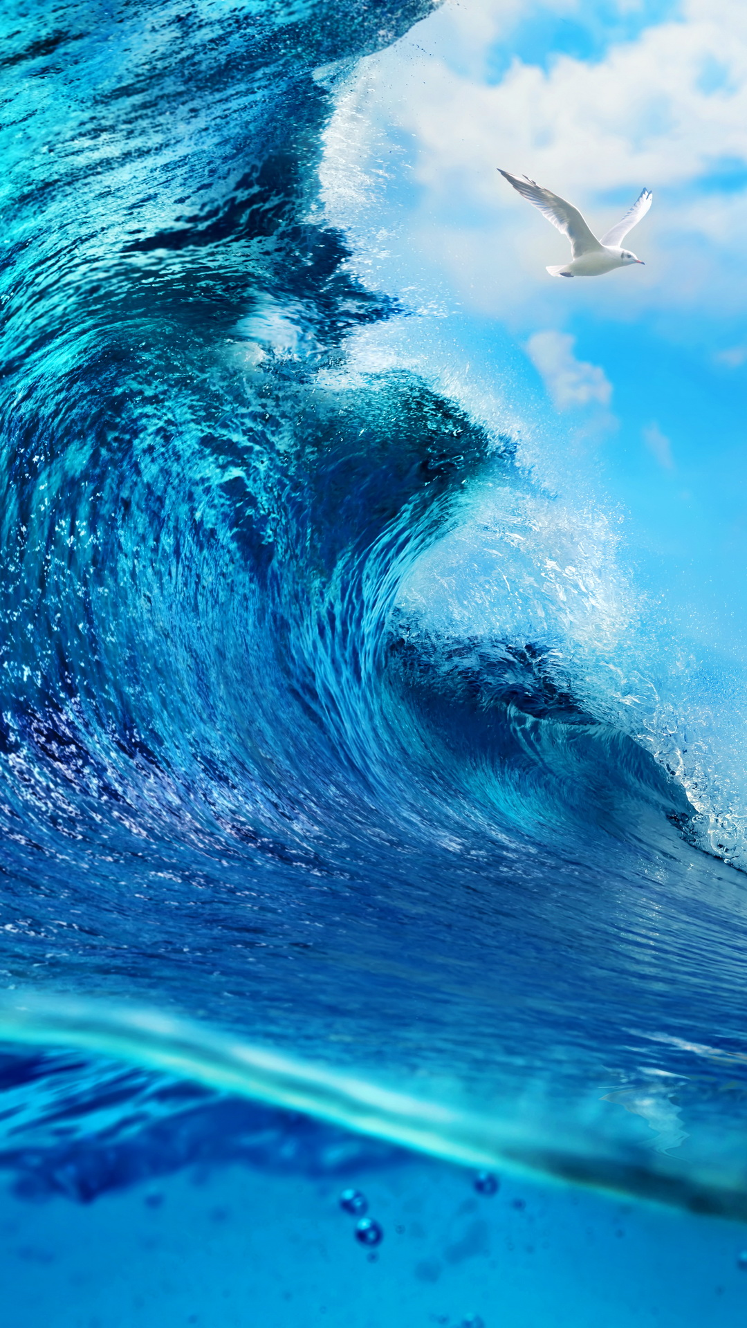 Cool Ocean Waves Wallpaper Ocean Waves Wallpaper Iphone