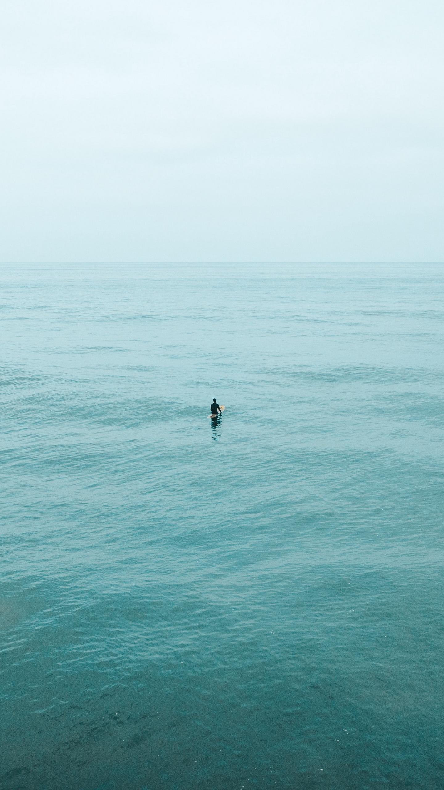 Wallpaper Surfer, Surfing, Ocean, Water, Waves - Sea , HD Wallpaper & Backgrounds
