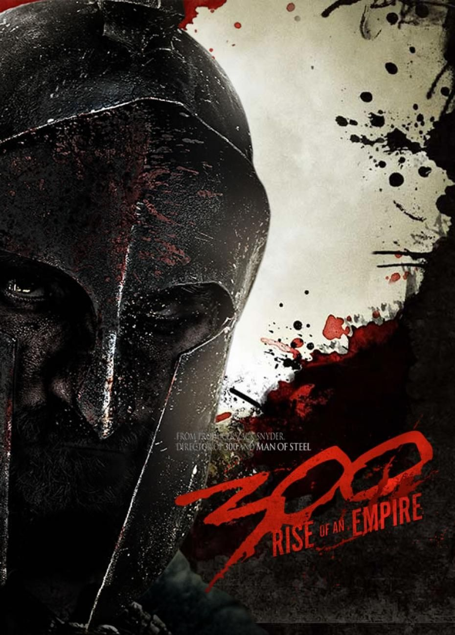 300 Rise Of An Empire Movie Poster Hd Wallpapers 300 Rise