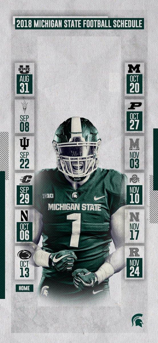 Michigan State Football On Twitter Michigan State Football