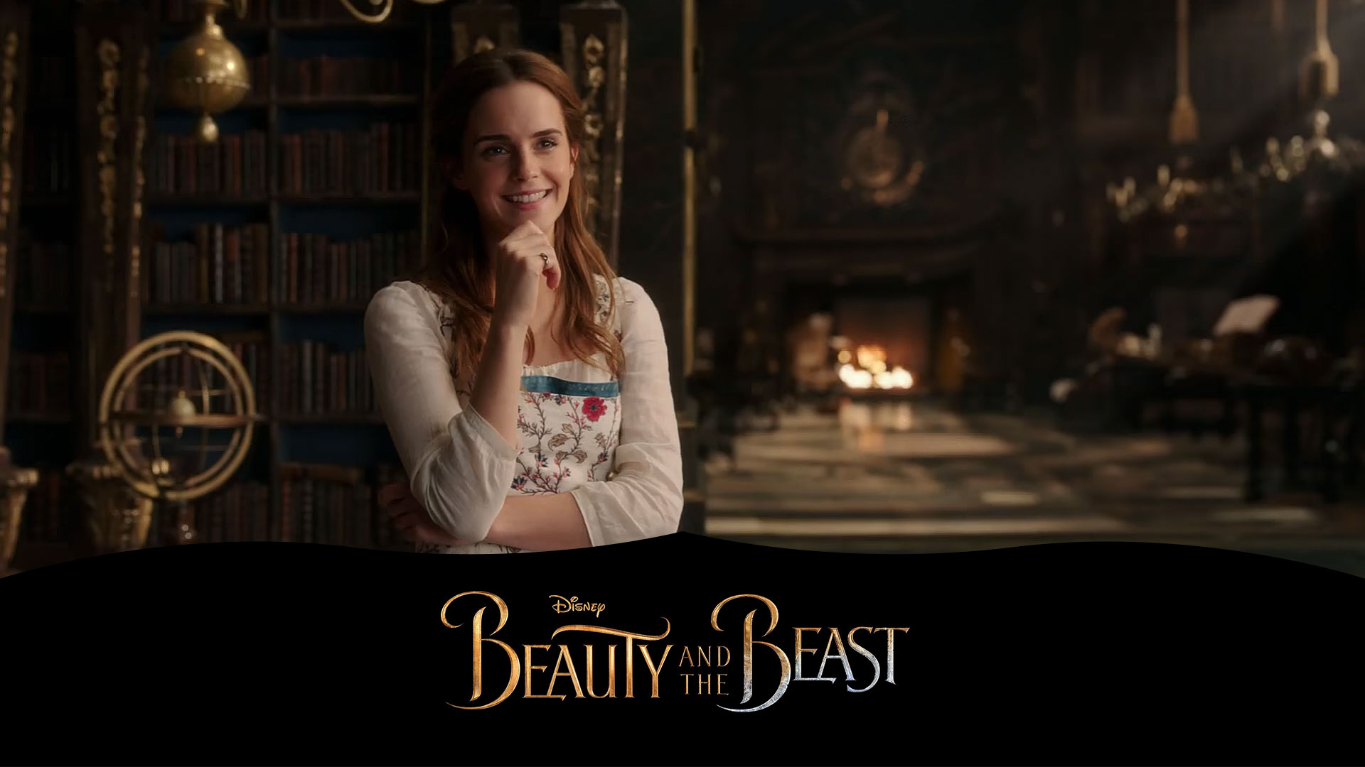 Back To 45 Beauty And The Beast Wallpapers Pelakon Beauty And