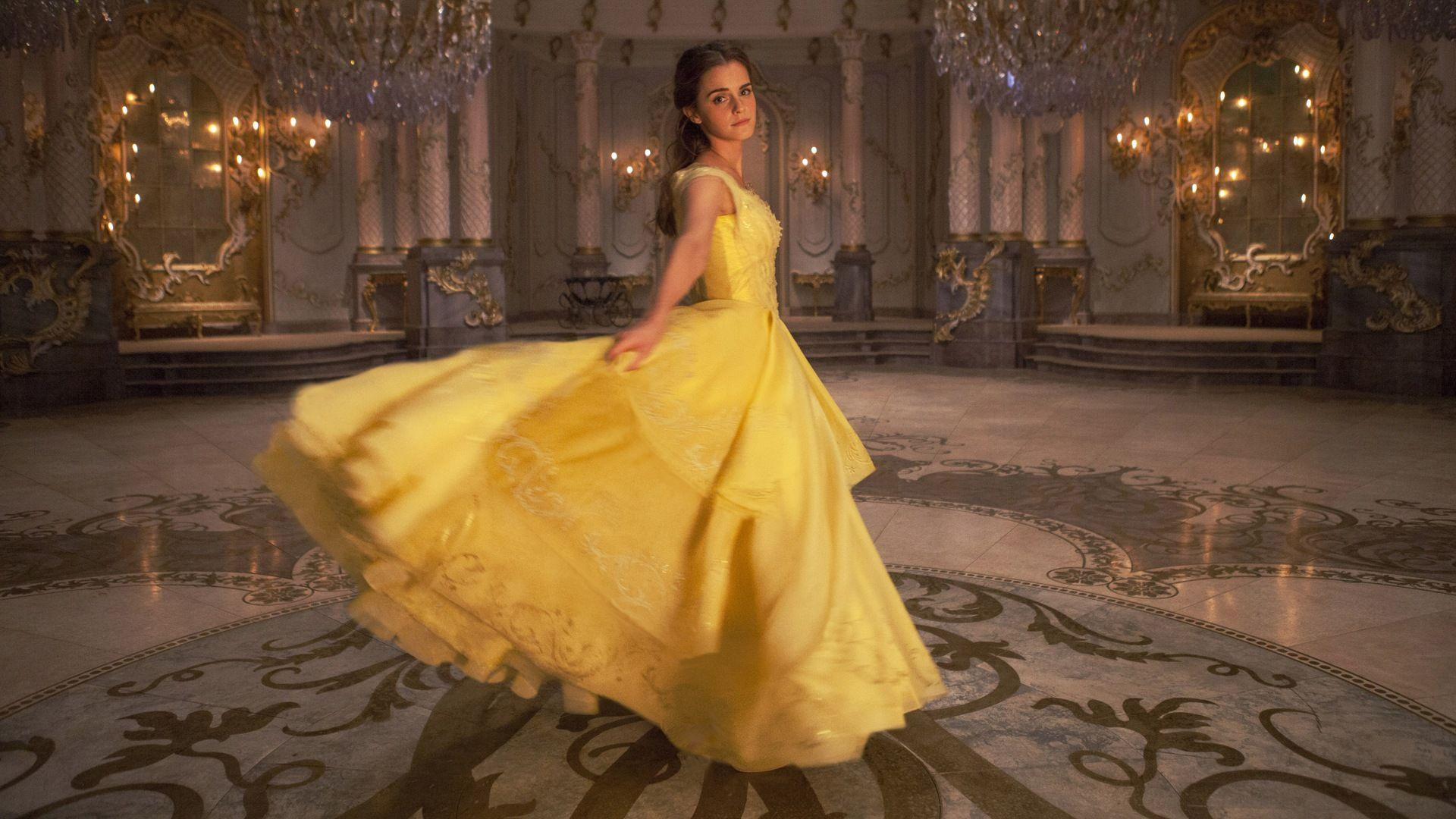 Beauty And The Beast 2017 Hd Wallpapers Did Emma Watson