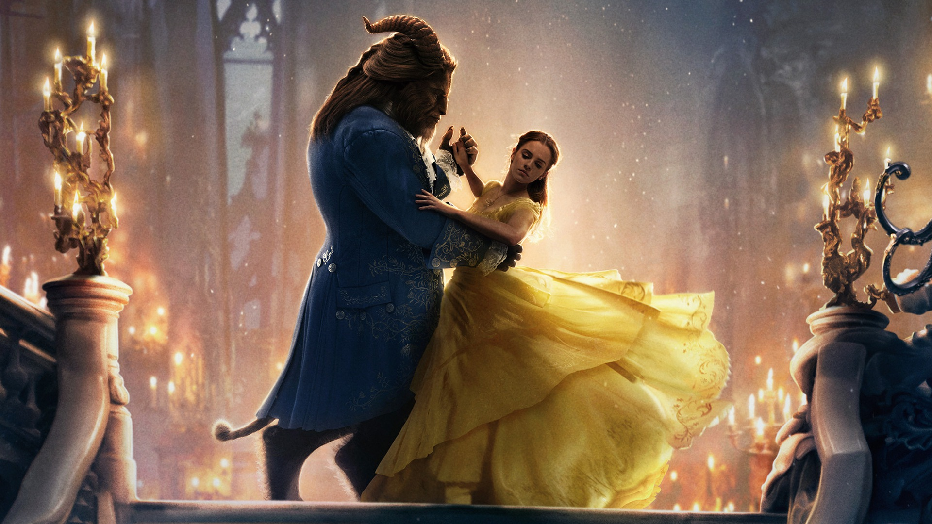 Beauty And The Beast Belle And Beast Wallpaper Beauty And The