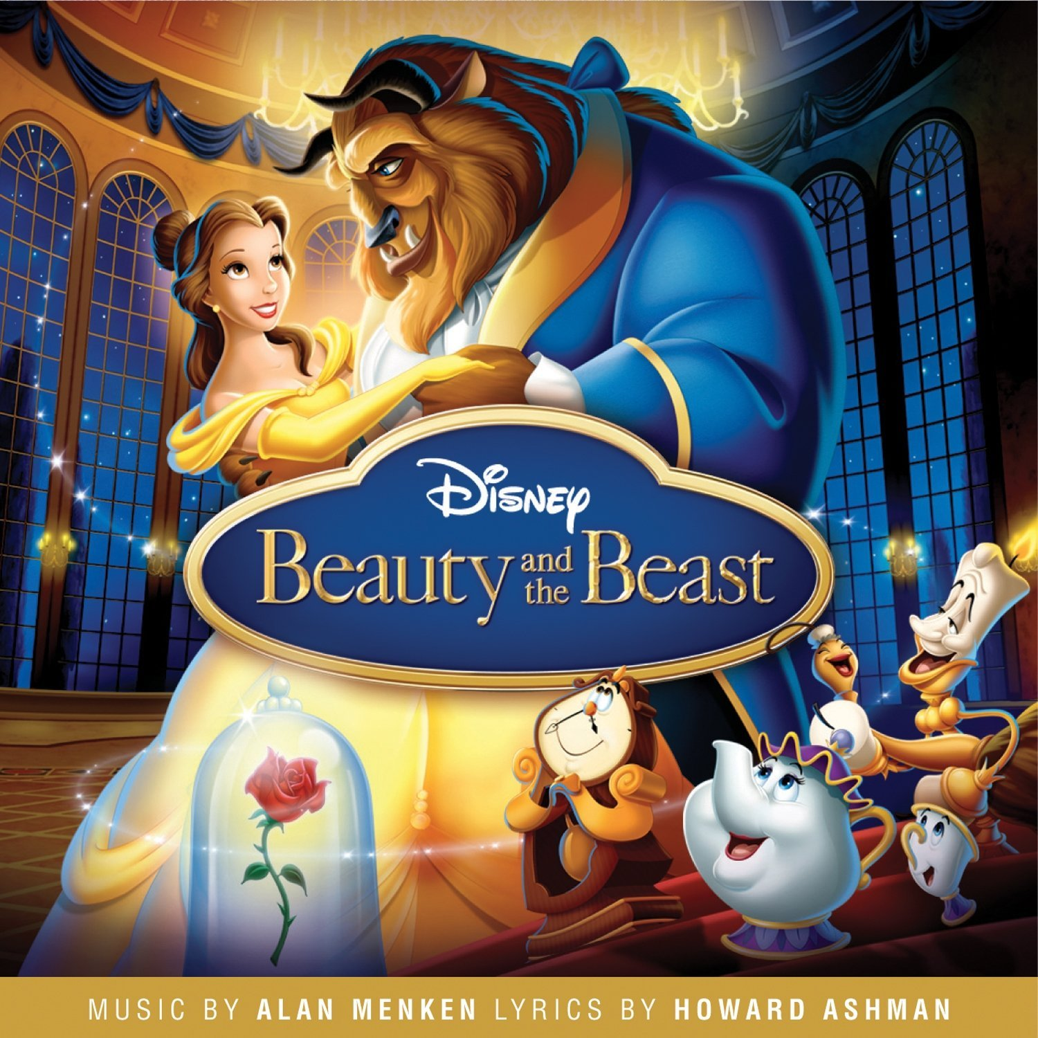 The Beauty And The Beast Wallpaper 2211635 Hd Wallpaper