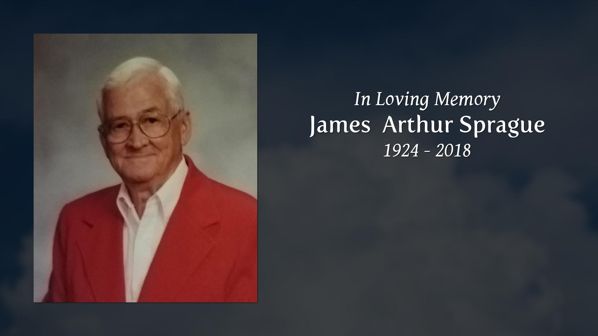 Tribute Video For James Arthur Sprague - Senior Citizen , HD Wallpaper & Backgrounds