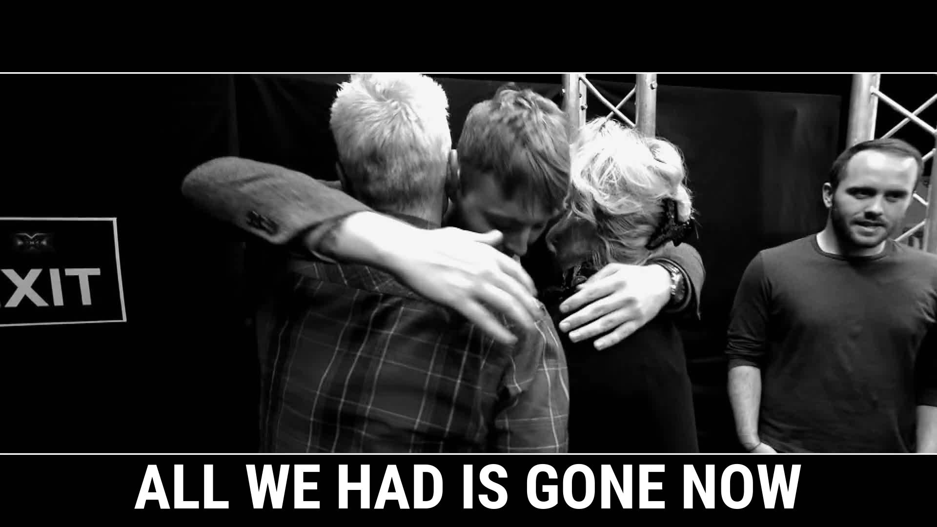 All We Had Is Gone Now / James Arthur - Photo Caption , HD Wallpaper & Backgrounds